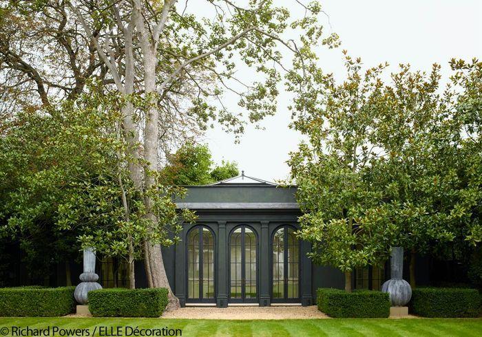 Pavillon aux allures d'orangerie