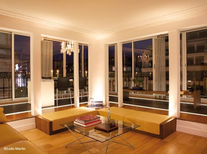 un appartement beau comme un yacht elle d coration. Black Bedroom Furniture Sets. Home Design Ideas
