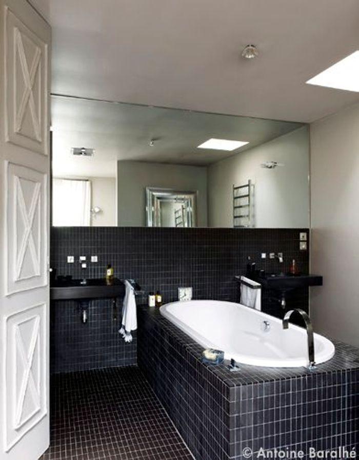 noir lumi re elle d coration. Black Bedroom Furniture Sets. Home Design Ideas