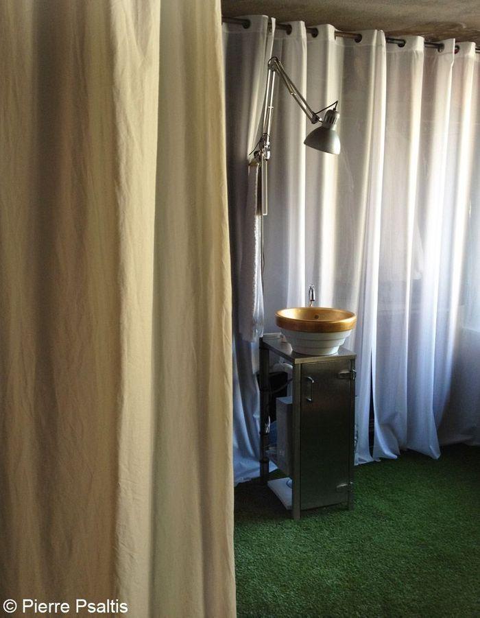 Relooking d un moulin proven al elle d coration for Salle de bain provencale