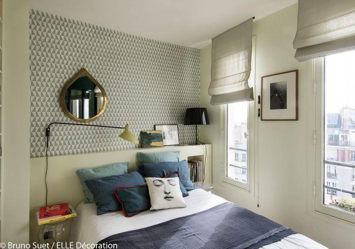 un appartement perch sur les hauteurs de montmartre. Black Bedroom Furniture Sets. Home Design Ideas