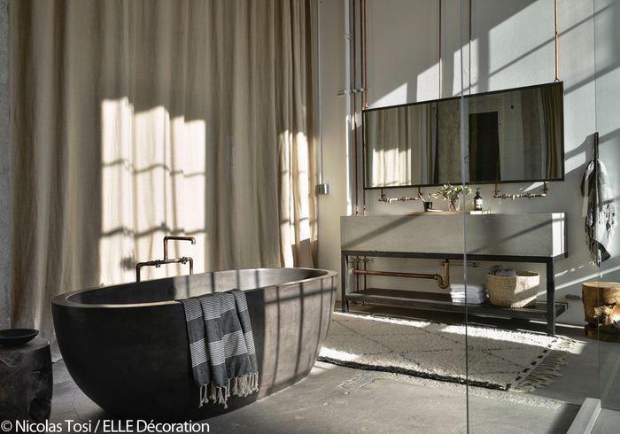 un loft californien de 420 m sans aucune cloison elle. Black Bedroom Furniture Sets. Home Design Ideas