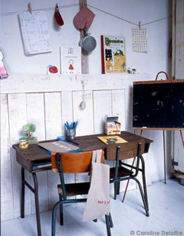 Une maison bric 39 n 39 broc elle d coration for Elle decoration maison