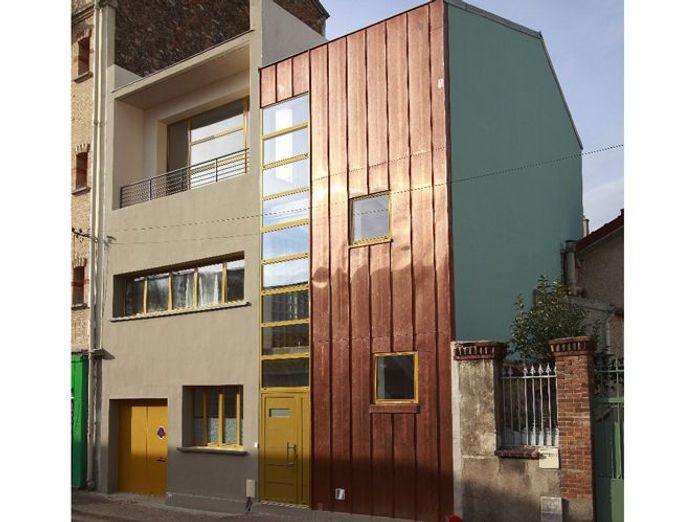 Visite d'un loft d'architecte 100% écolo