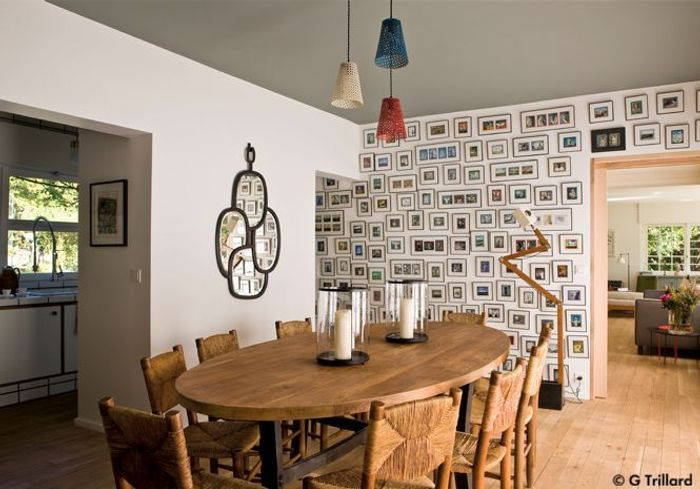 Visite d 39 une maison de campagne tout en couleurs elle for Decoration maison de campagne photos