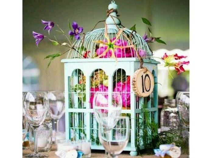 15 id es d co pour un joli centre de table de mariage for Decoration centre de table