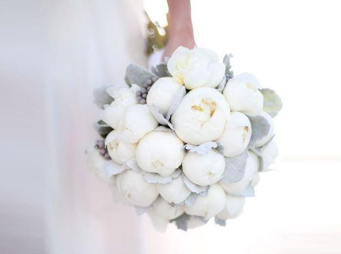 Fleurs mariage bouquet style me pretty