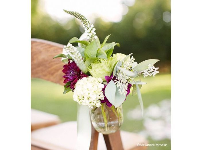 Fleurs mariage lieu southern weddings magazine