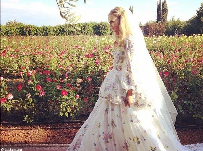 Le mariage de Poppy Delevingne x James Cook