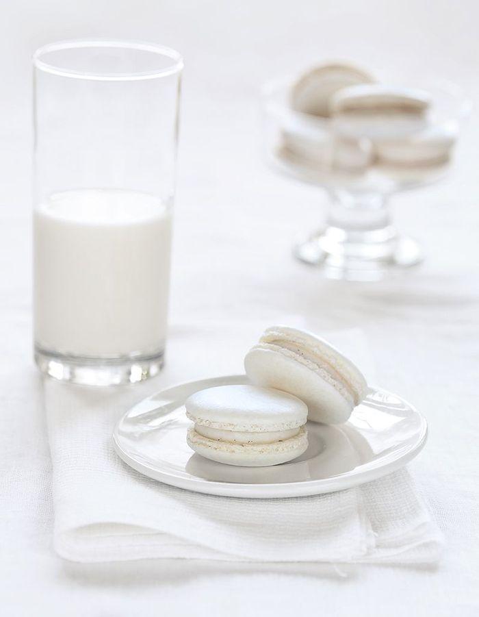 Dîner en blanc : 25 recettes monochromes
