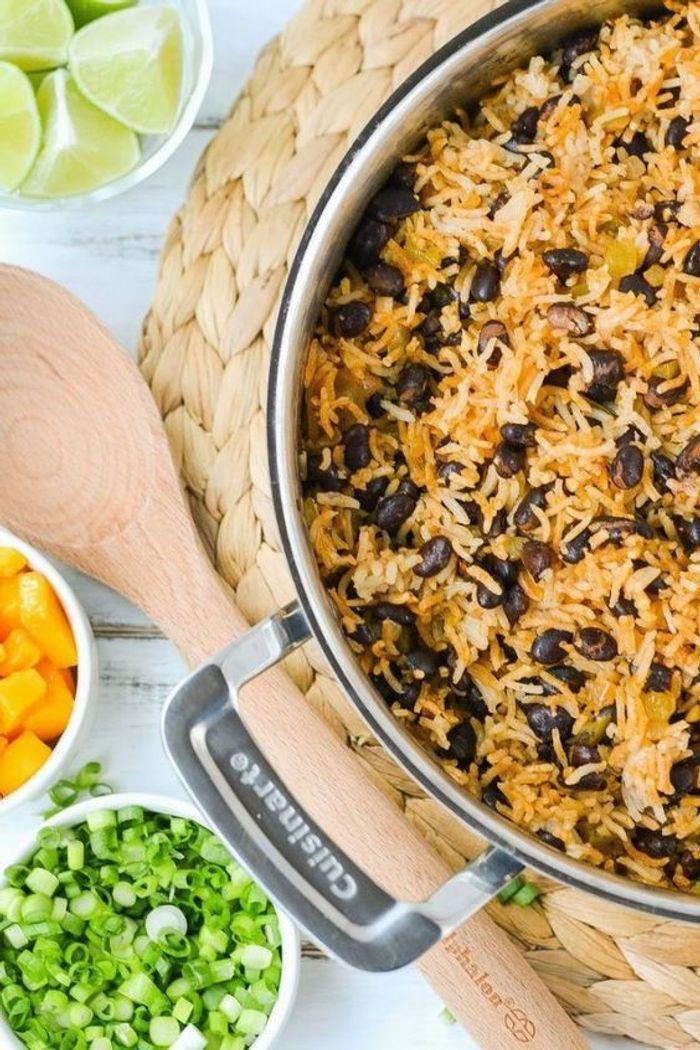 aliment pas cher riz complet comment manger sainement sans se ruiner elle table. Black Bedroom Furniture Sets. Home Design Ideas