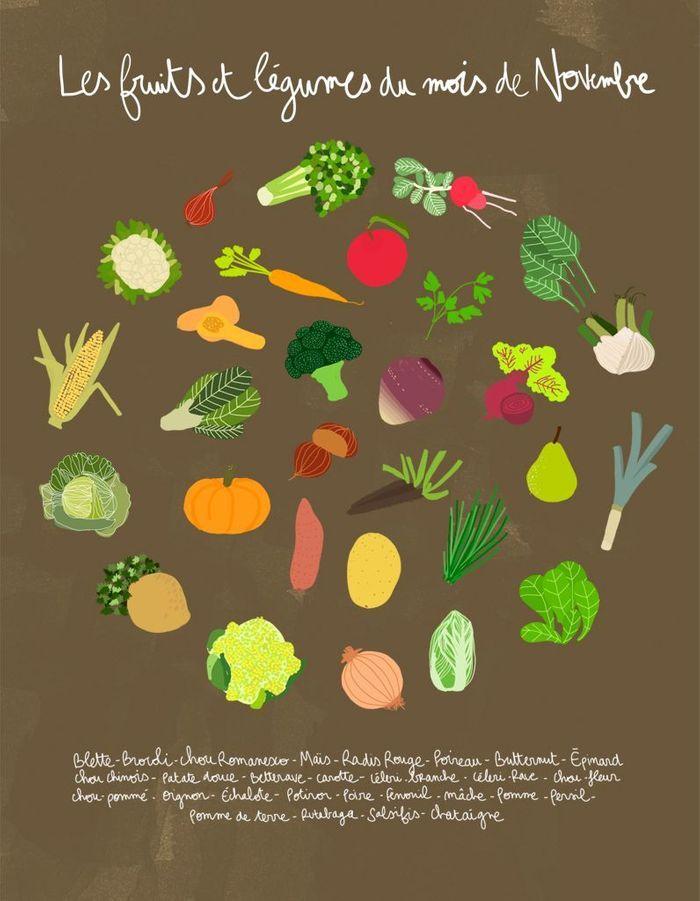 L gumes de saison novembre d couvrez les fruits et l gumes de saison du mois de novembre - Quel legumes planter en octobre novembre ...