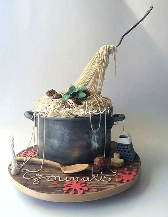 Gravity cake plat de p tes 20 gravity cake tomber - Gravity cake noel ...