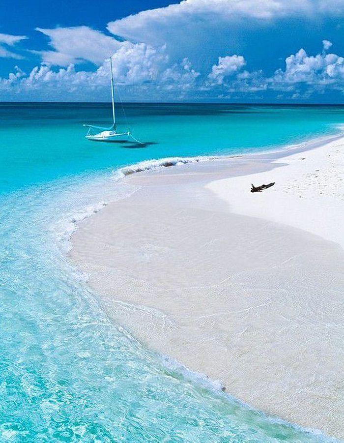 Lindquist beach dans les les vierges o sont les plus belles plages du mo - Iles paradisiaques du monde ...
