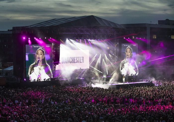 One Love Manchester : les photos du concert-évènement