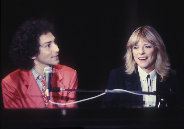 Michel Berger et France Gall : 20 ans d'amour en photos