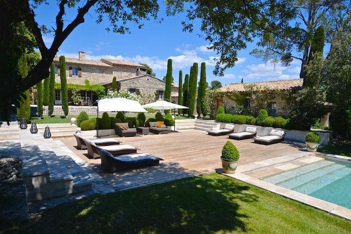 H tel en provence la villa hautvallon gordes les for Hotels gordes