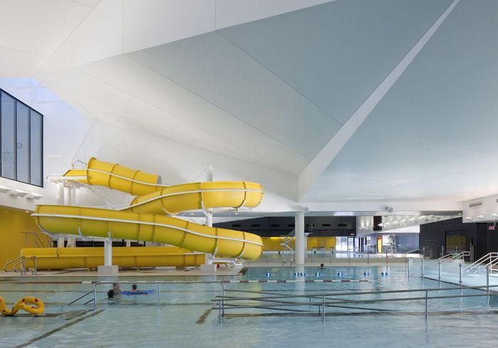 Piscine neuilly for Champerret piscine
