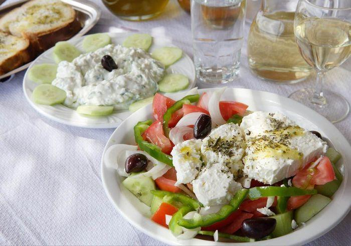 Un restaurant grec à grenoble restaurants grecs
