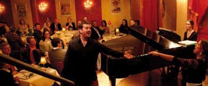 Le bel canto restaurants pour une soirée vraiment
