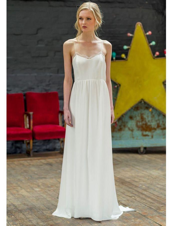 Robe de mariée Atelier Anonyme - 100 robes de mariée pas comme les ...