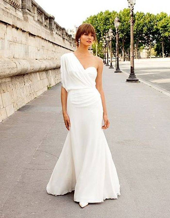 Robes de mode: Tendance robe de mariee