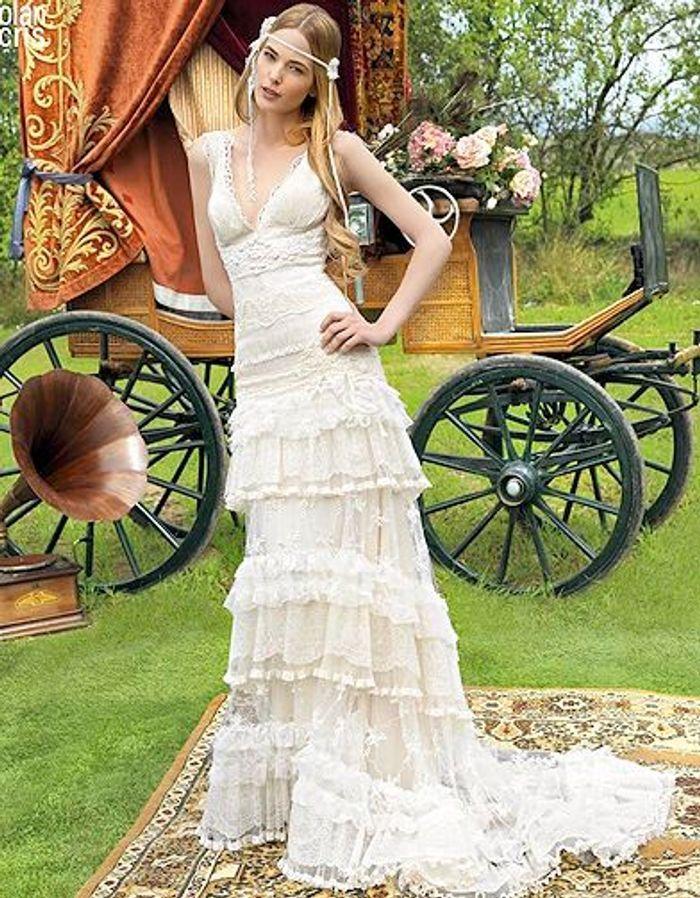 Mode tendance shopping mariage robe mariee Londres Yolan Cris