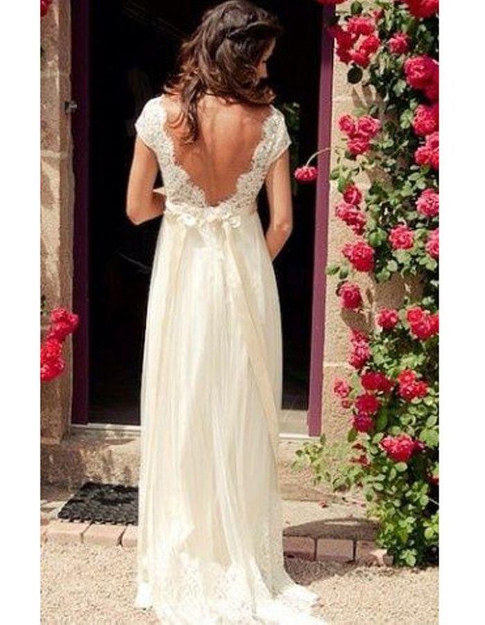 Robe de mariée dentelle vintage - 30 robes de mariée en dentelle ...