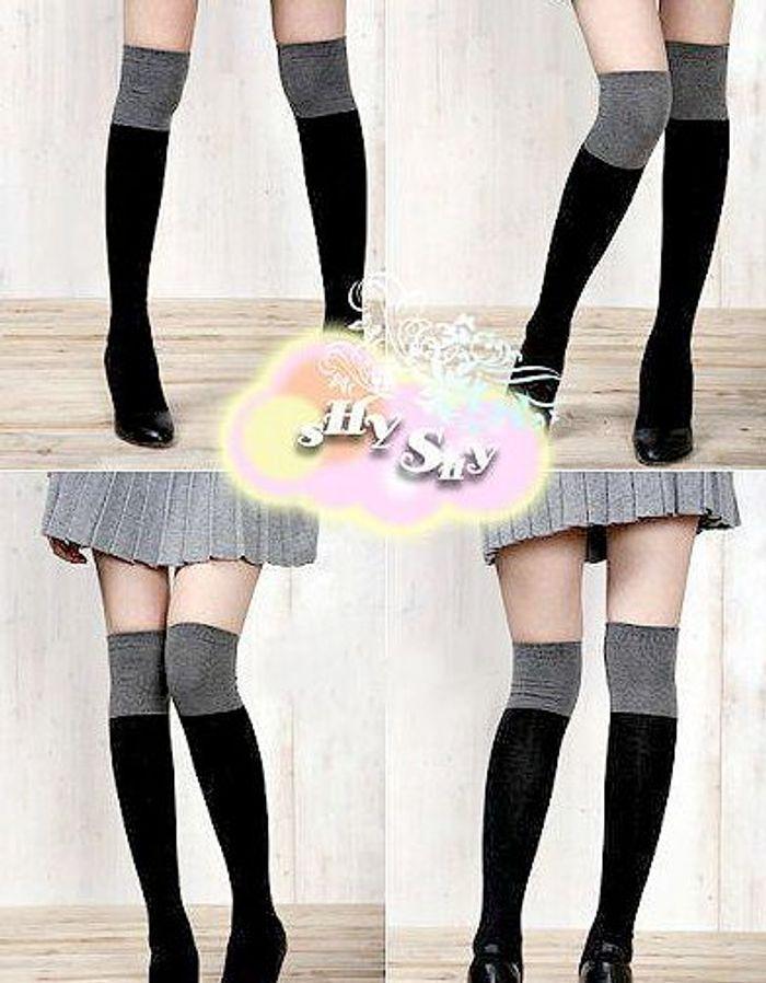mode tendance look shopping accessoires chaussettes hautes yesstyle haut les chaussettes. Black Bedroom Furniture Sets. Home Design Ideas