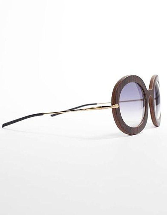 Mode tendance guide shopping lunettes petit minois mouche bois less is rare