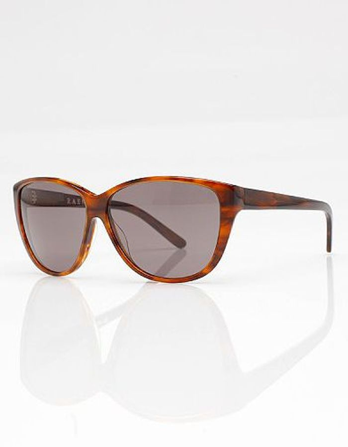 Mode tendance guide shopping lunettes visage ovale cat eye nora in rootbeer