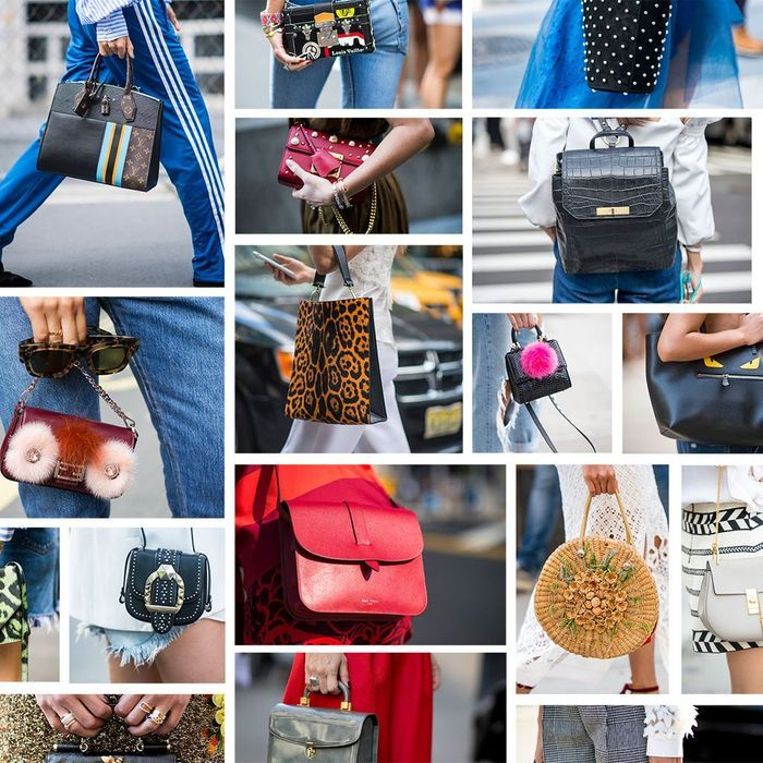 Street style : best of des sacs vus à la Fashion Week