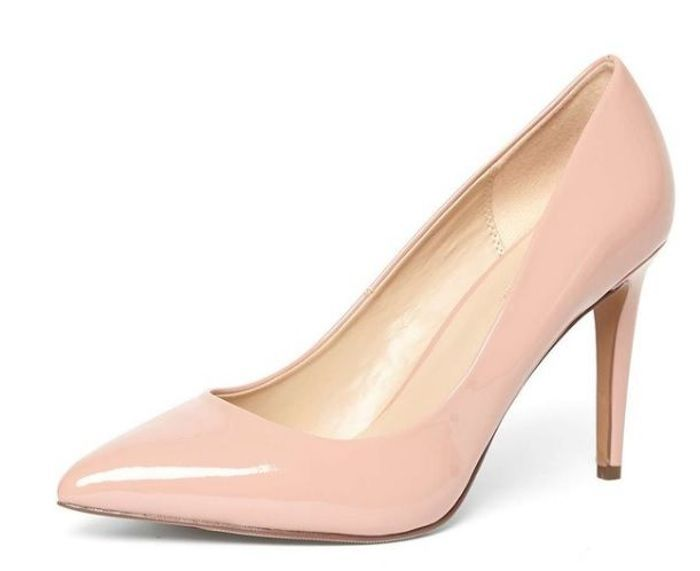 Escarpin rose Dorothy Perkins