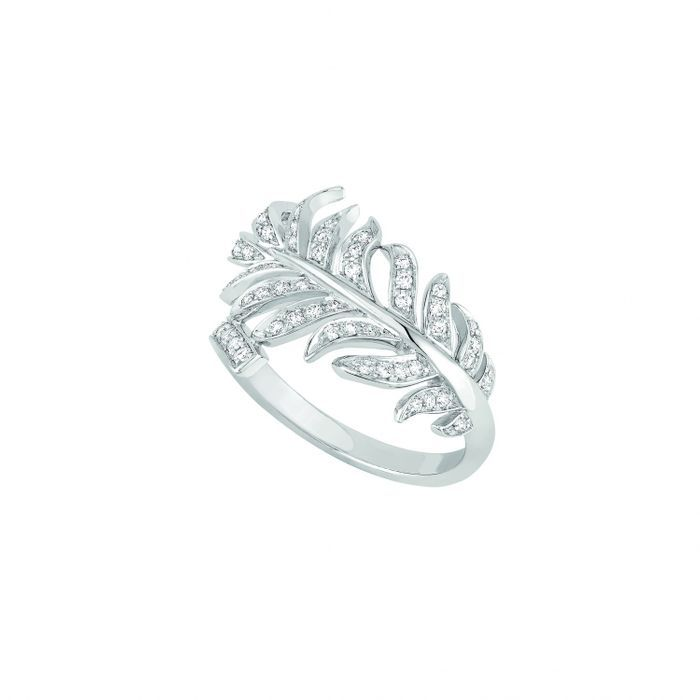 Bague diamant joaillerie Chanel