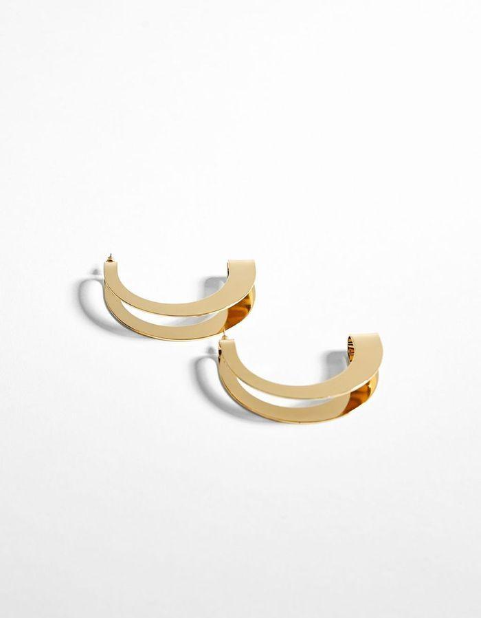 Boucles d'oreilles Bershka