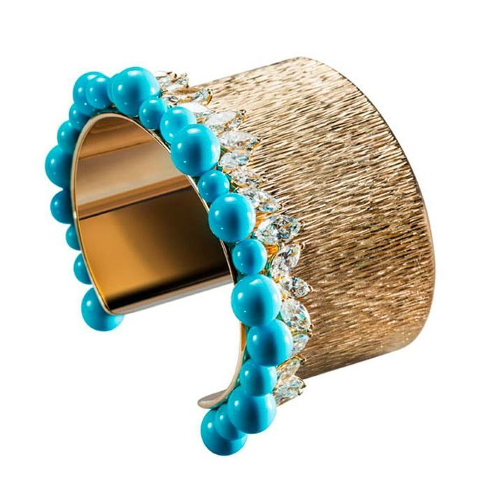 R L Goossens Bracelet large Piaget ...