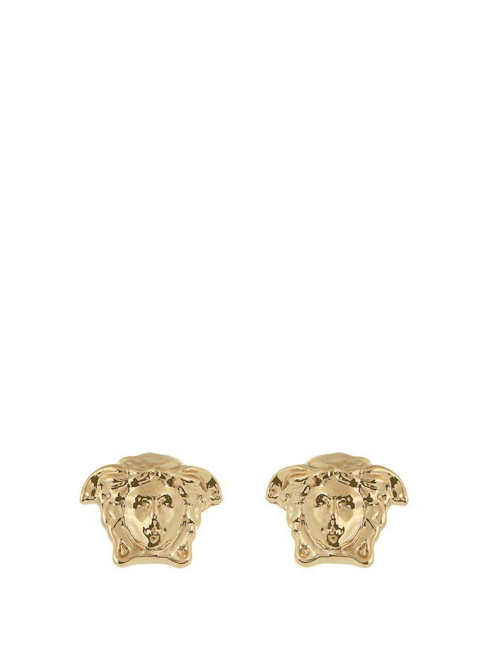 Petites boucles d'oreilles Versace