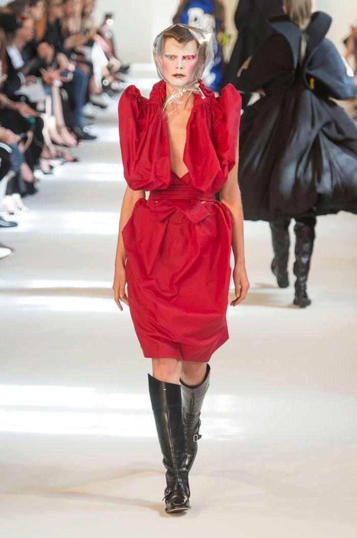 D fil maison margiela haute couture automne hiver 2016 for A haute couture