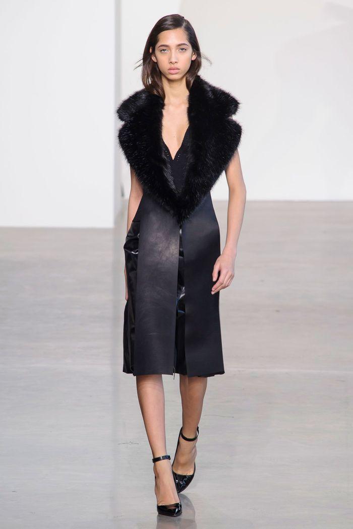 Défilé Calvin Klein Prêt à porter Automne-hiver 2016-2017 ...