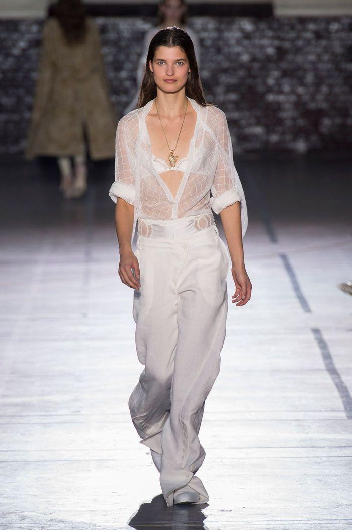 John Galliano - Fashion Week printemps-été 2017 : les meilleurs ...