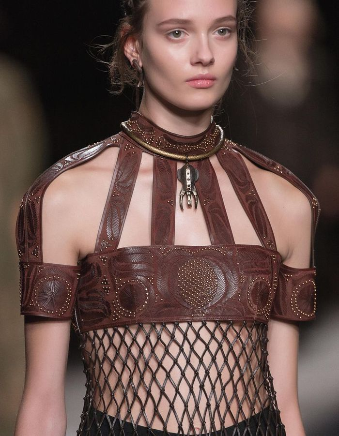 Look book Valentino printemps-été 2016 look29