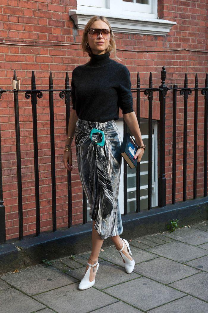 Look Chic Femme : 30 Inspirations Pour Un Look Chic