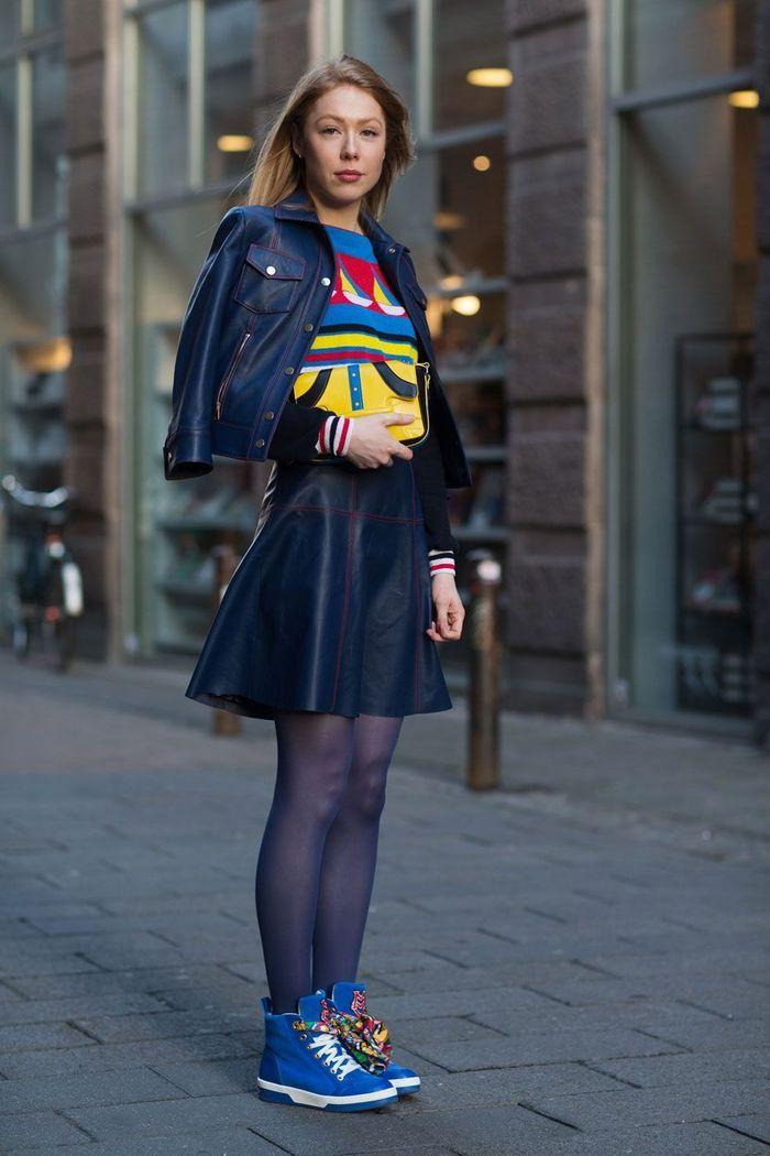 Style Street Pop Street Style Les Filles Cool Aiment Le Style Street Elle