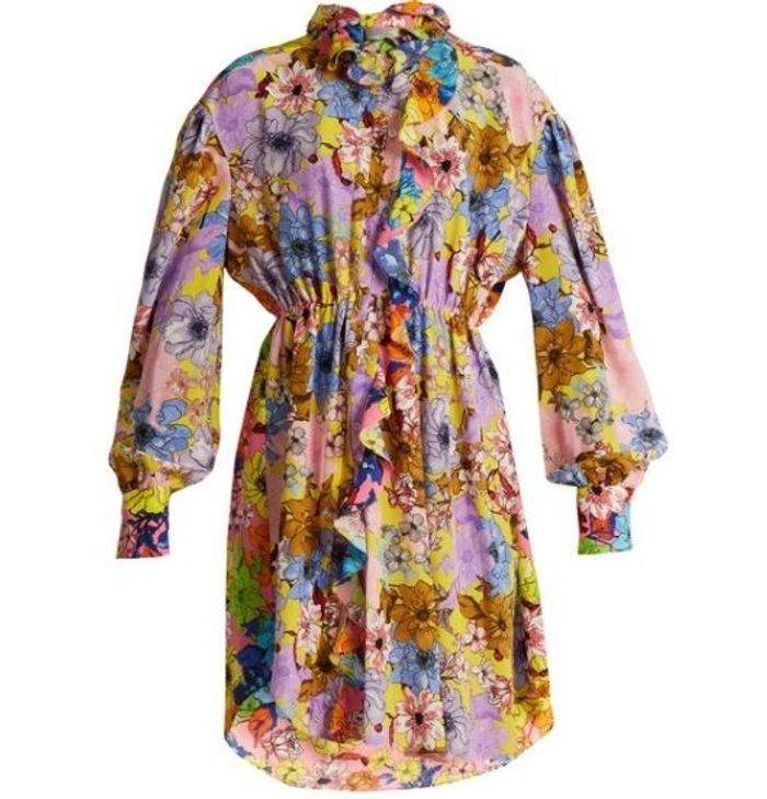 Robe automne Preen By Thornton Bregazzi