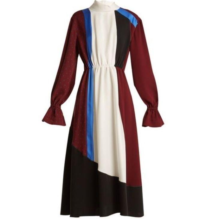 Robe automne Roksanda