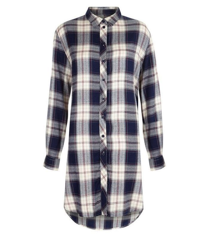 Robe boutonnée chemise New Look