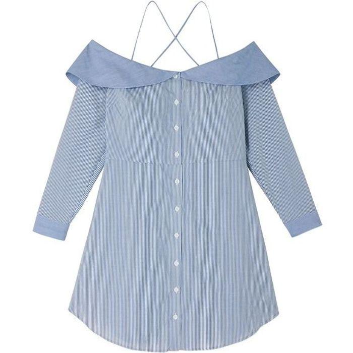 Robe-chemise Topshop