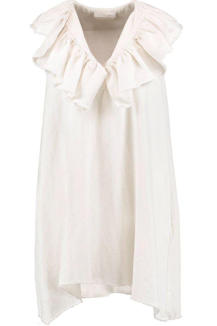 Robe courte Chloé
