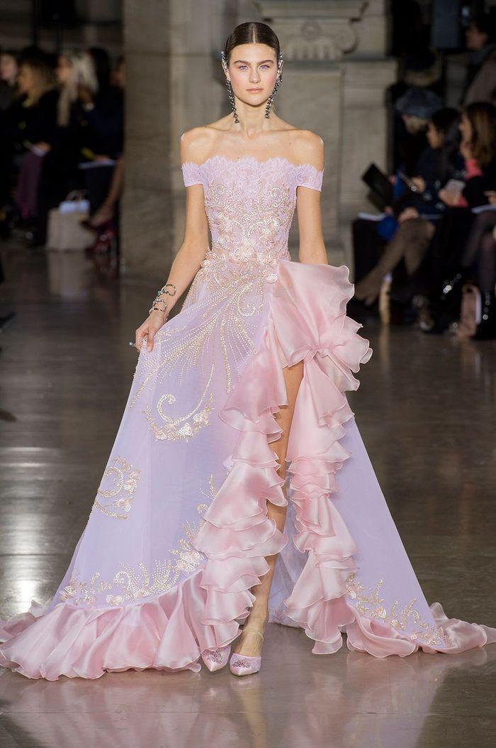 Défilé Haute Couture Hobeika