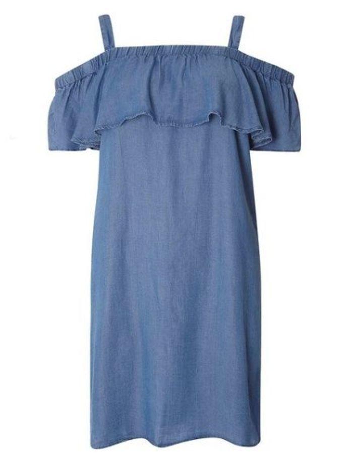 Robe en jean Dorothy Perkins